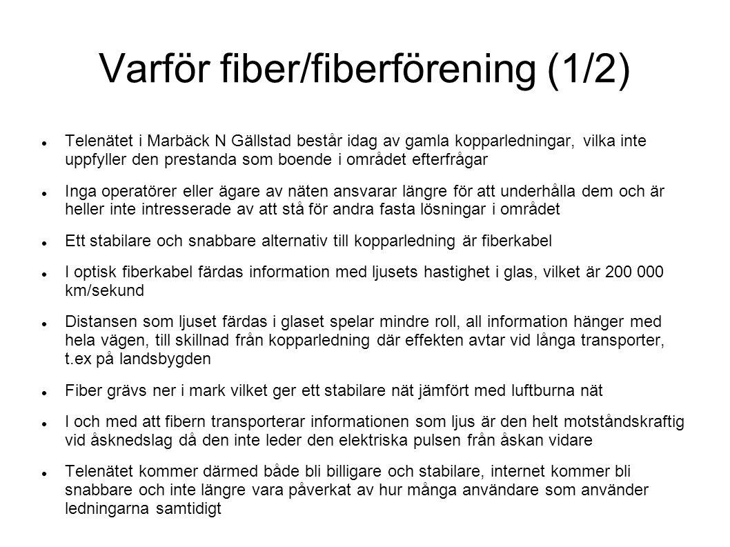 Varför fiber/fiberförening (1/2)