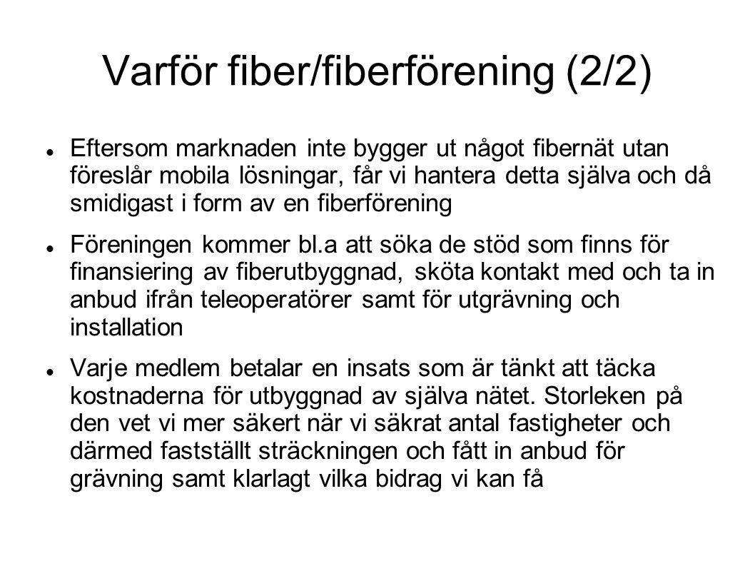 Varför fiber/fiberförening (2/2)