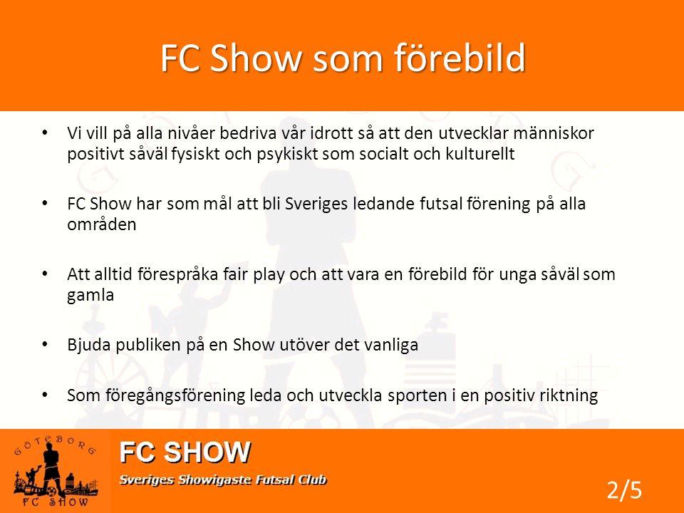 FC Show som förebild