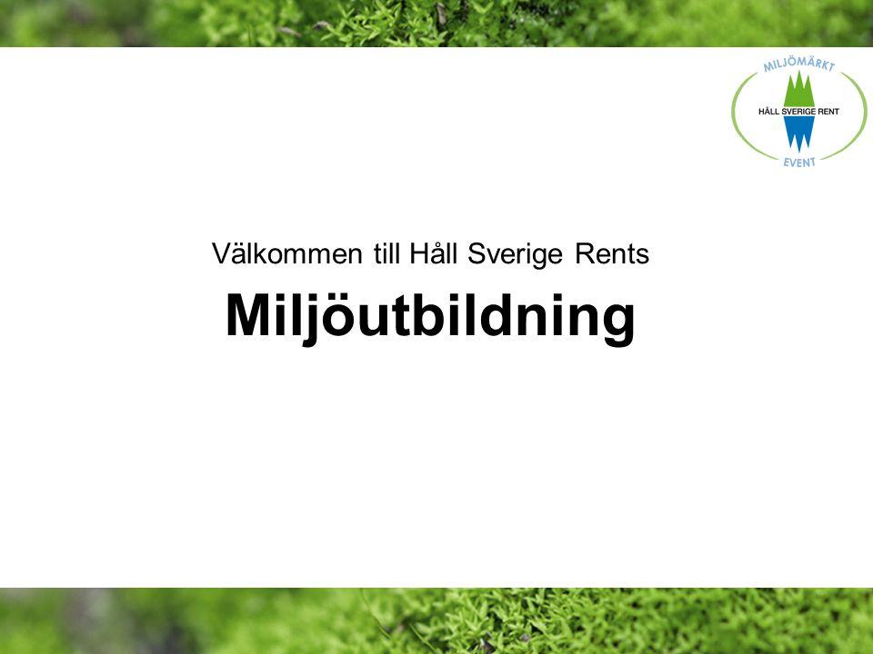 Välkommen till Håll Sverige Rents