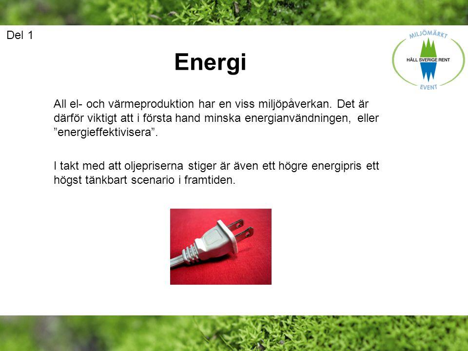 Del 1 Energi.