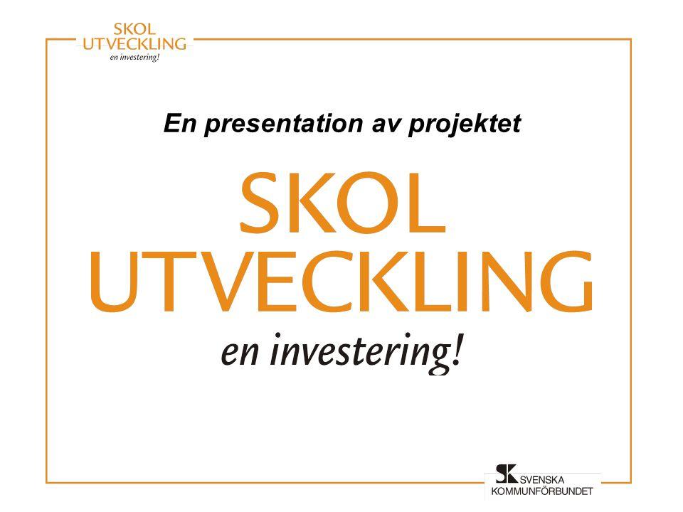 En presentation av projektet