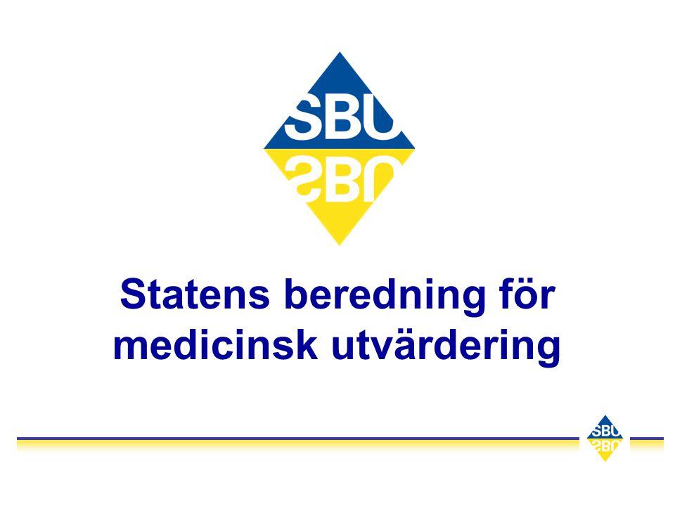 Statens beredning för medicinsk utvärdering