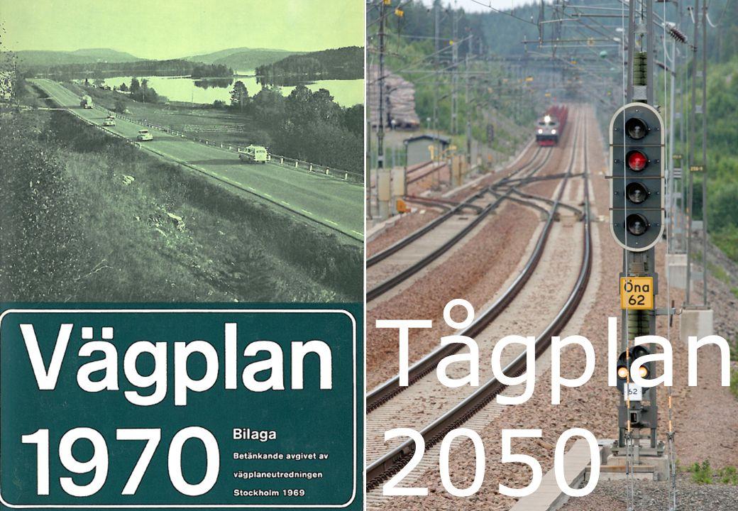 Tågplan 2050