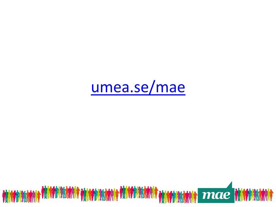 umea.se/mae