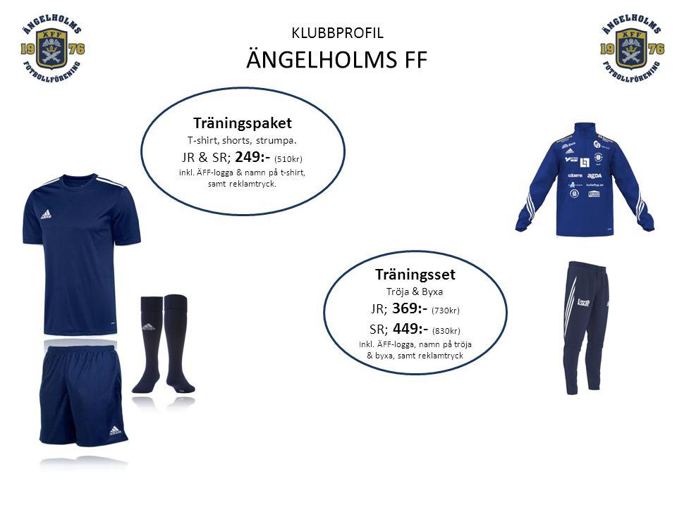 KLUBBPROFIL ÄNGELHOLMS FF