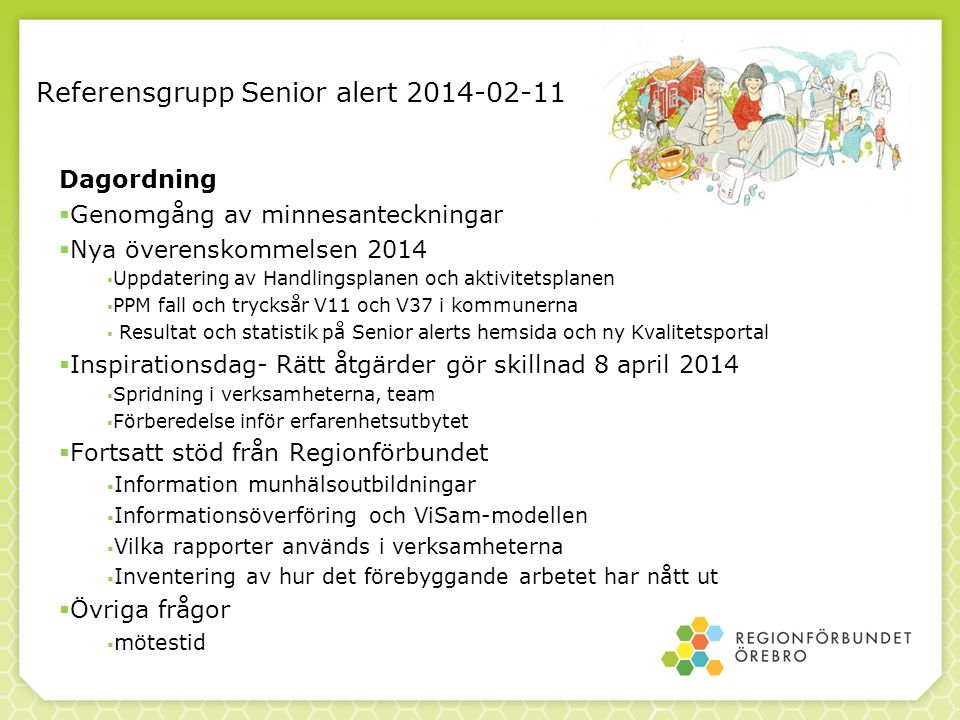 Referensgrupp Senior alert