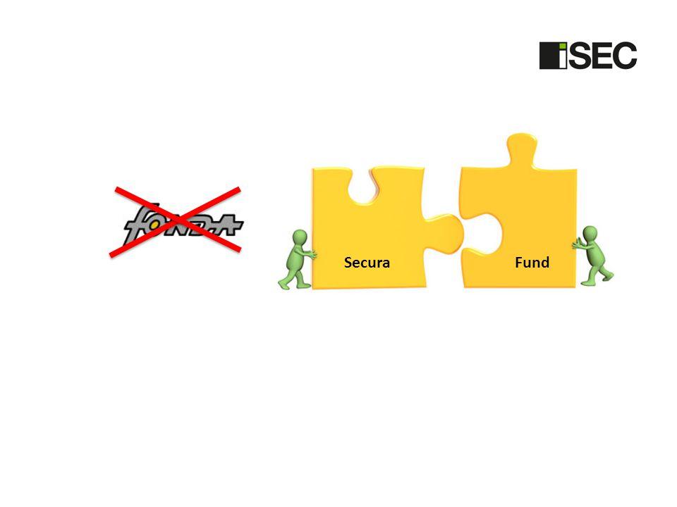 Secura Fund Fonda fakturor kommer nu från ISEC Systems istället