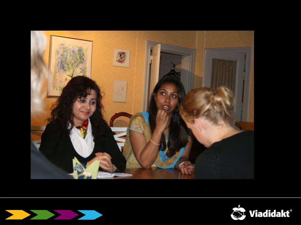 Sirpa: Istället vill kvinnorna visa sitt engagemang så här