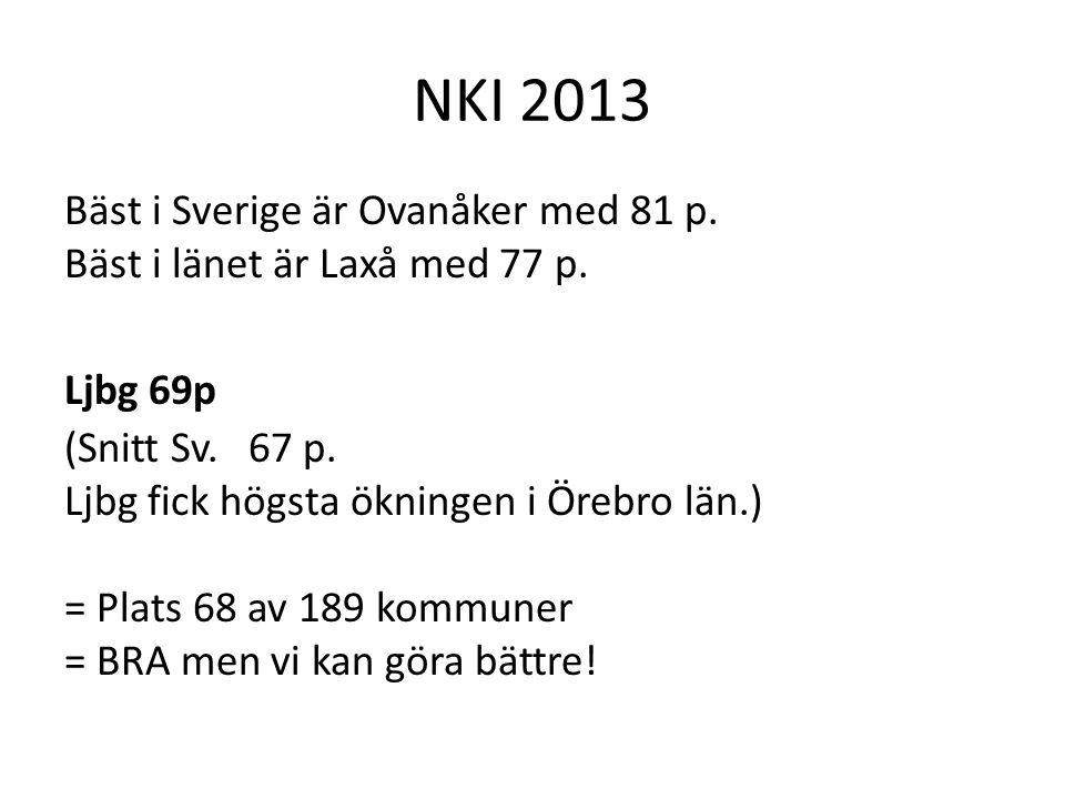 NKI 2013