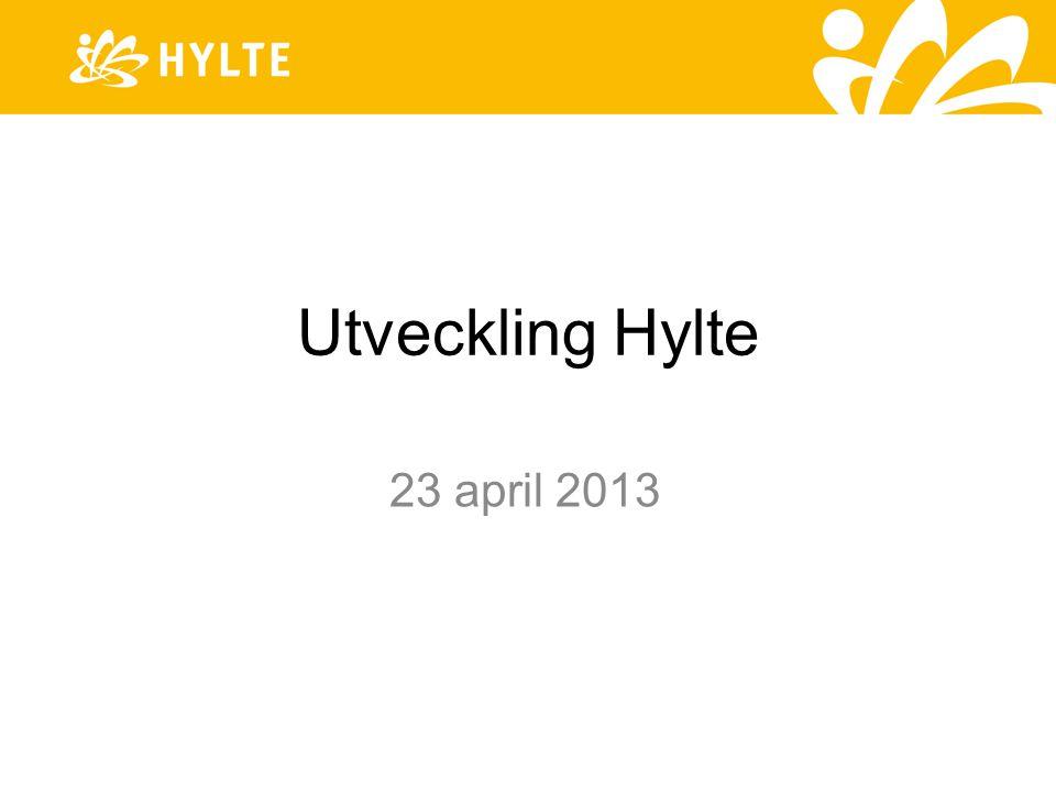 Utveckling Hylte 23 april 2013
