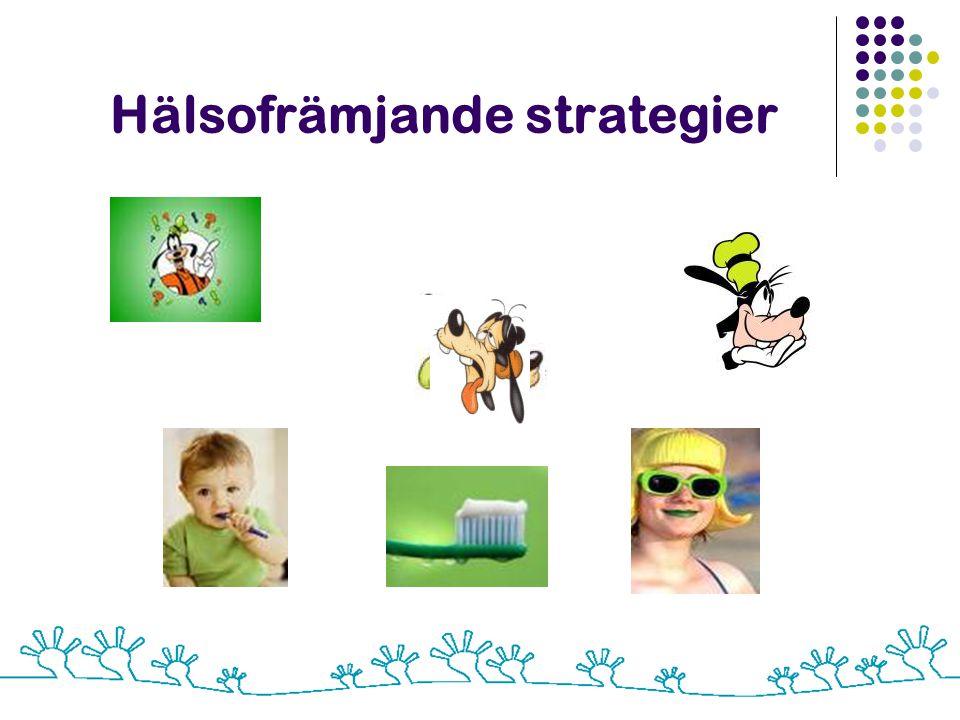 Hälsofrämjande strategier