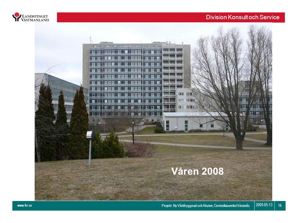 Våren 2008 2009-05-13