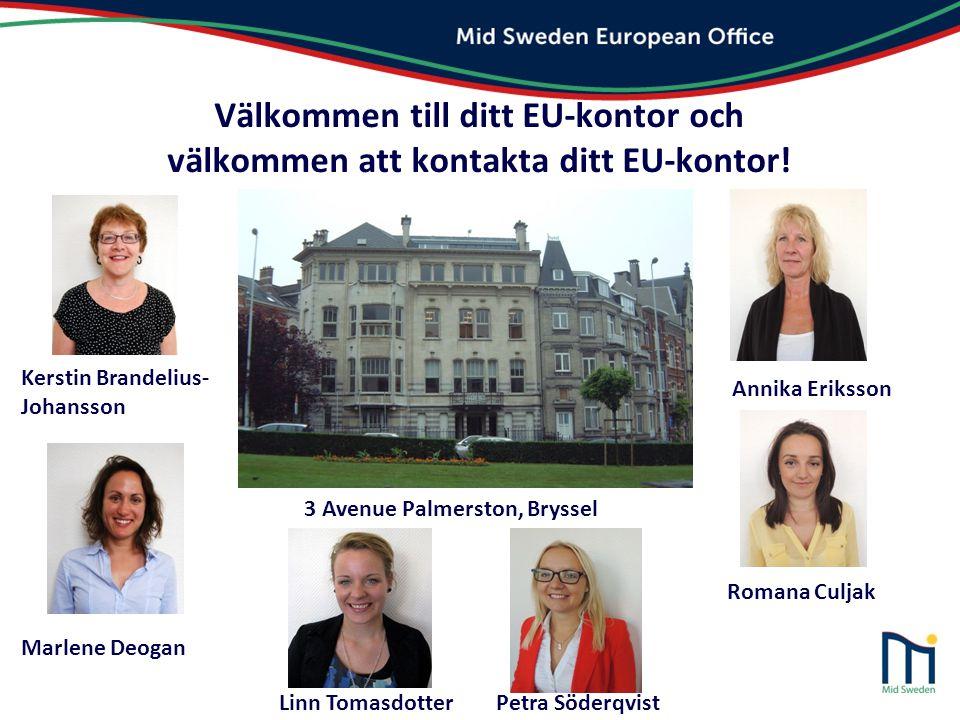 Välkommen till ditt EU-kontor och välkommen att kontakta ditt EU-kontor!