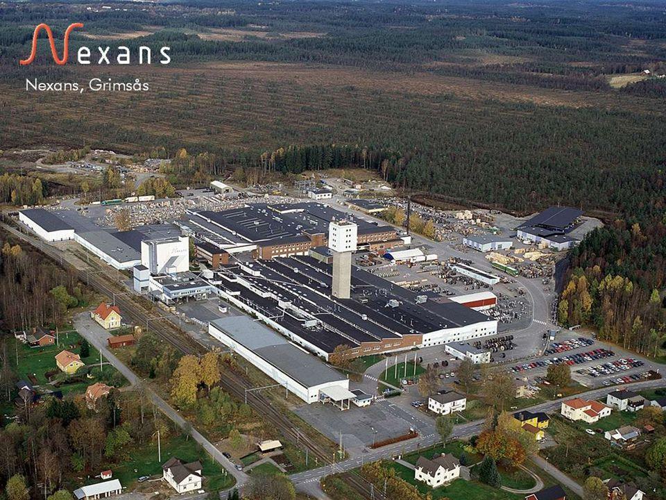 Nexans, Grimsås