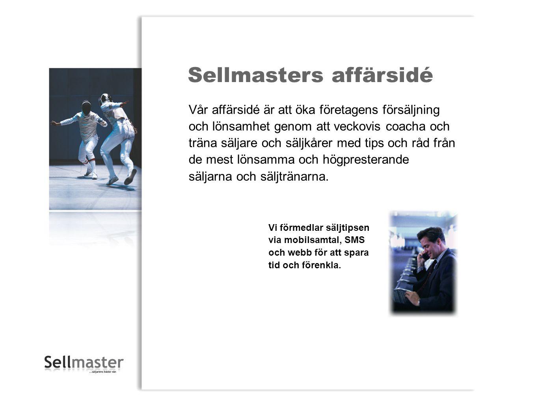 Sellmasters affärsidé