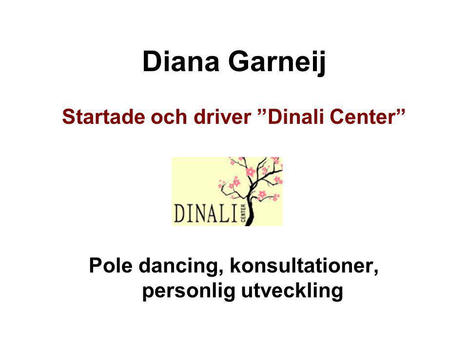 Startade och driver Dinali Center