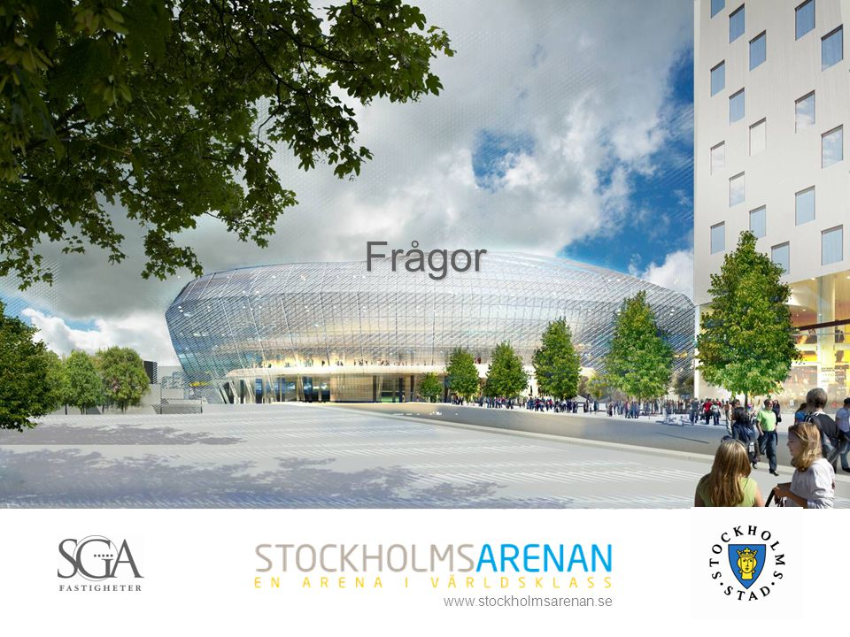 Frågor www.stockholmsarenan.se