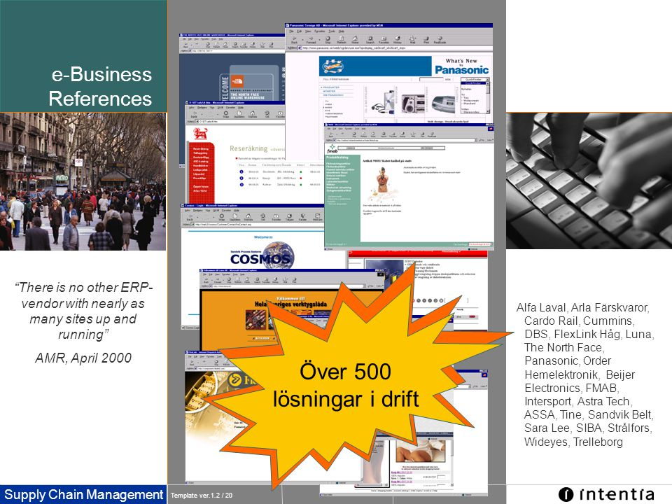 e-Business References