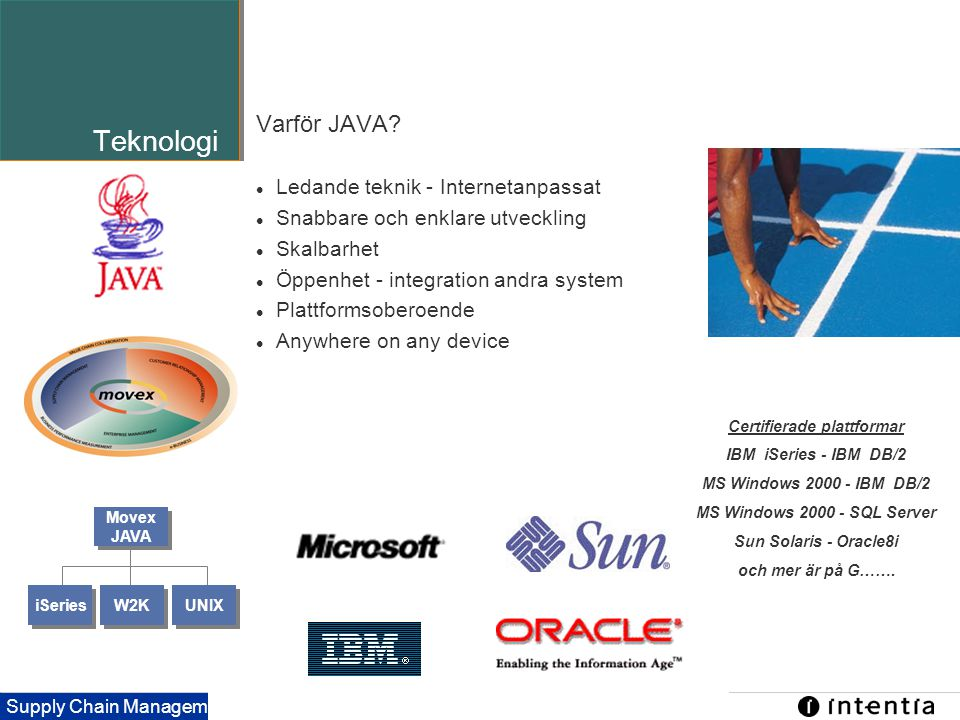 Certifierade plattformar