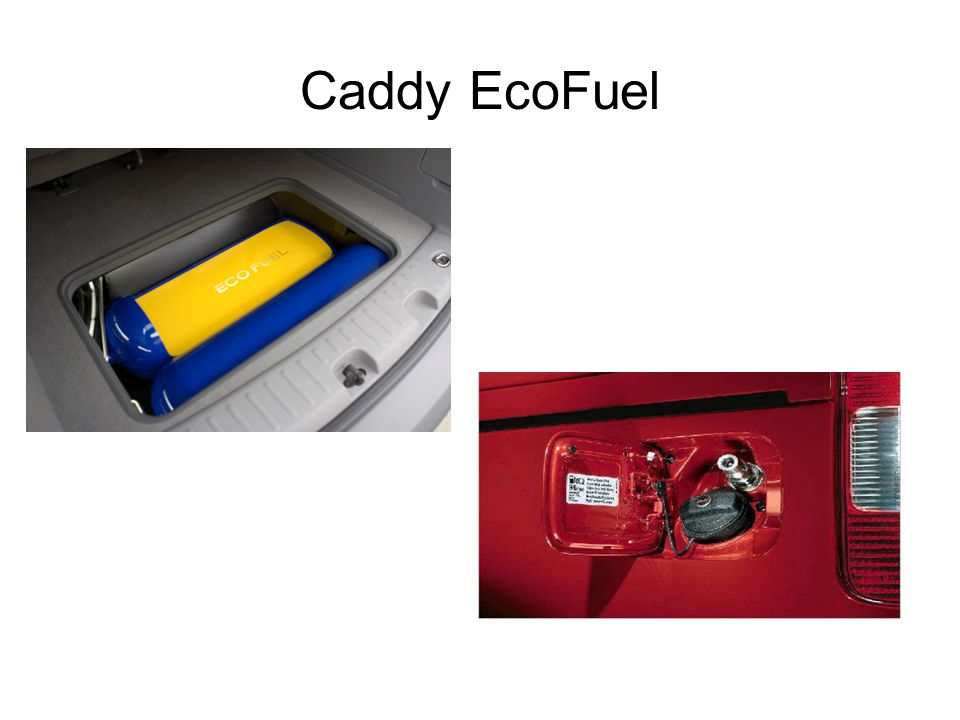 Caddy EcoFuel