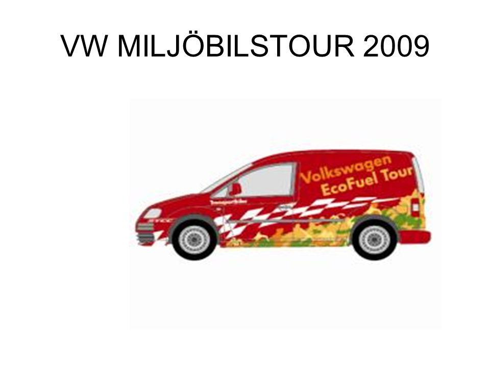 VW MILJÖBILSTOUR 2009