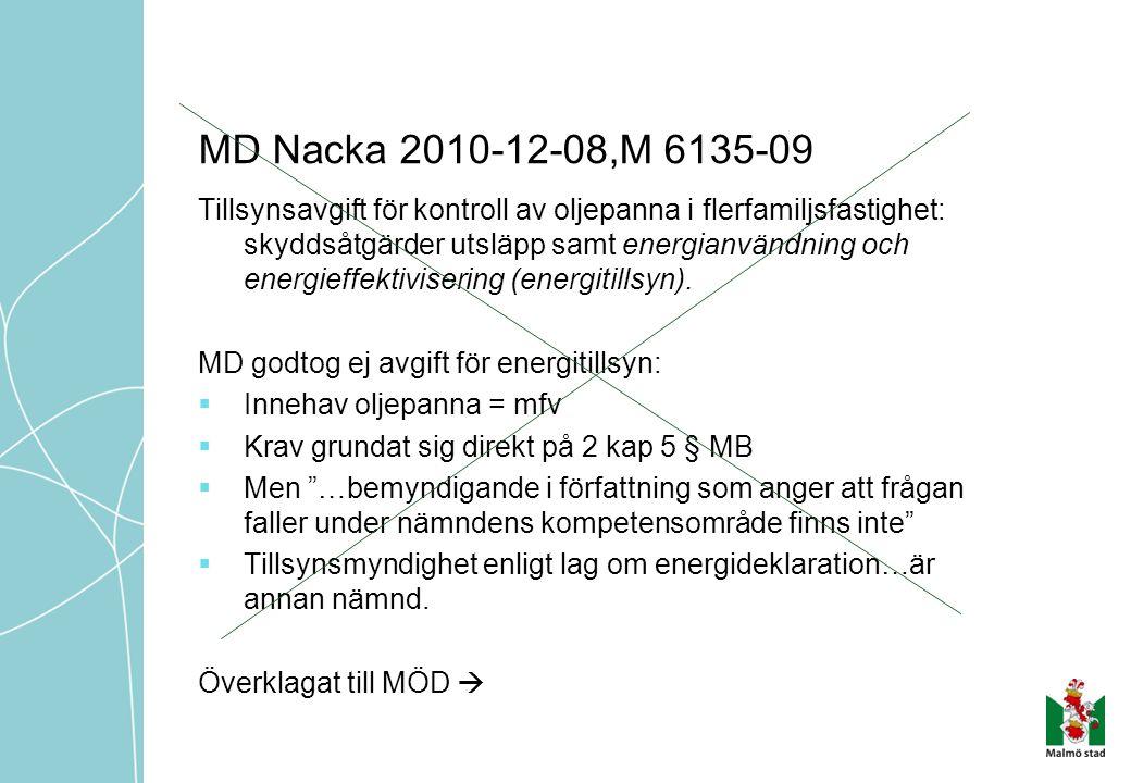 MD Nacka 2010-12-08,M 6135-09