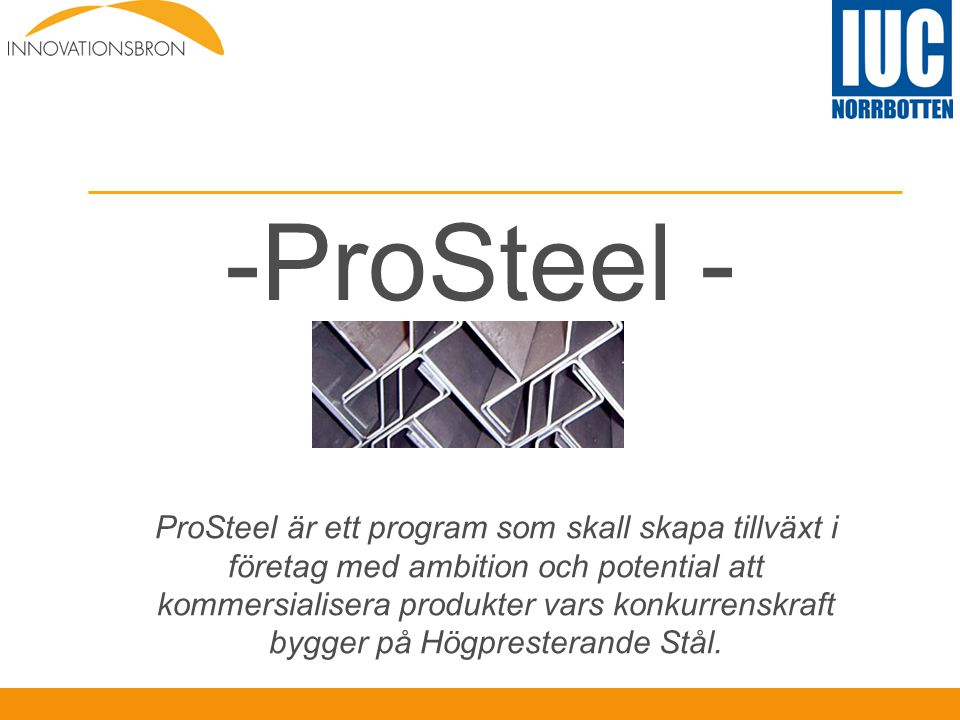 ProSteel -