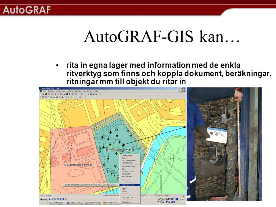 AutoGRAF-GIS kan…