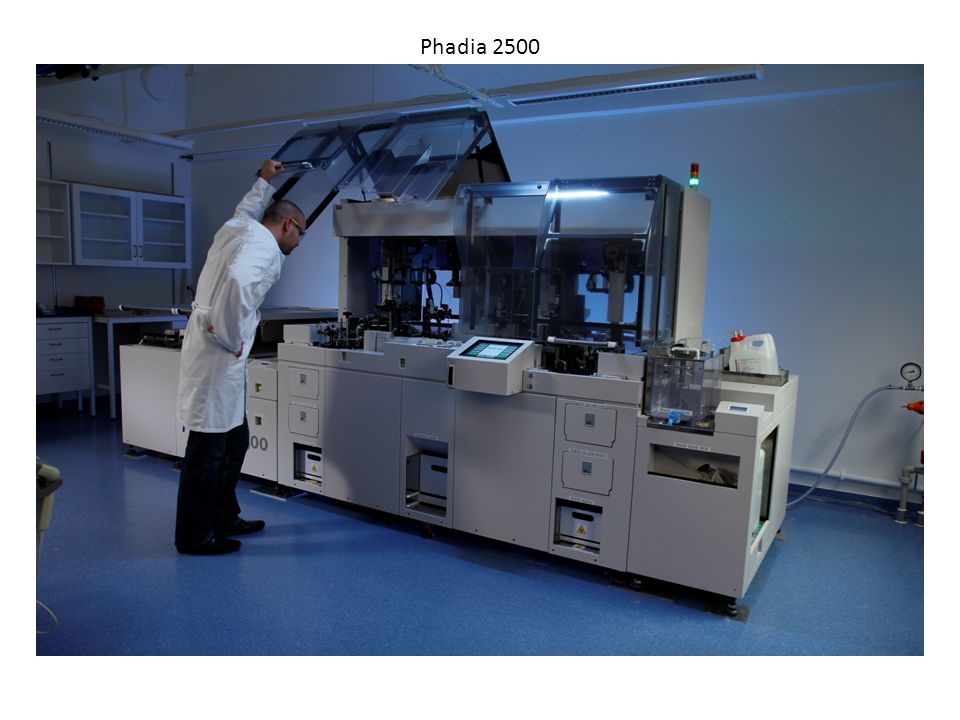 Phadia 2500