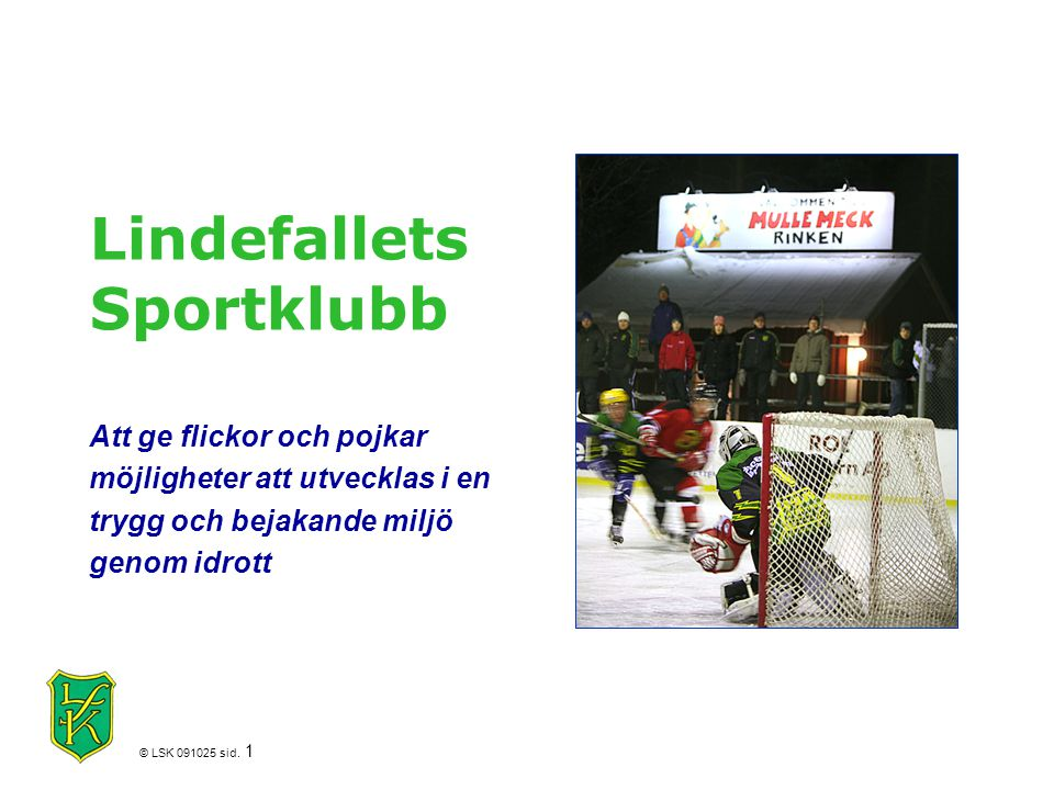 Lindefallets Sportklubb