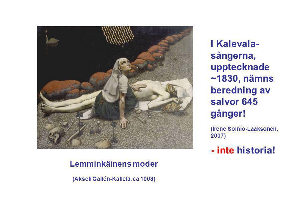 (Akseli Gallén-Kallela, ca 1908)