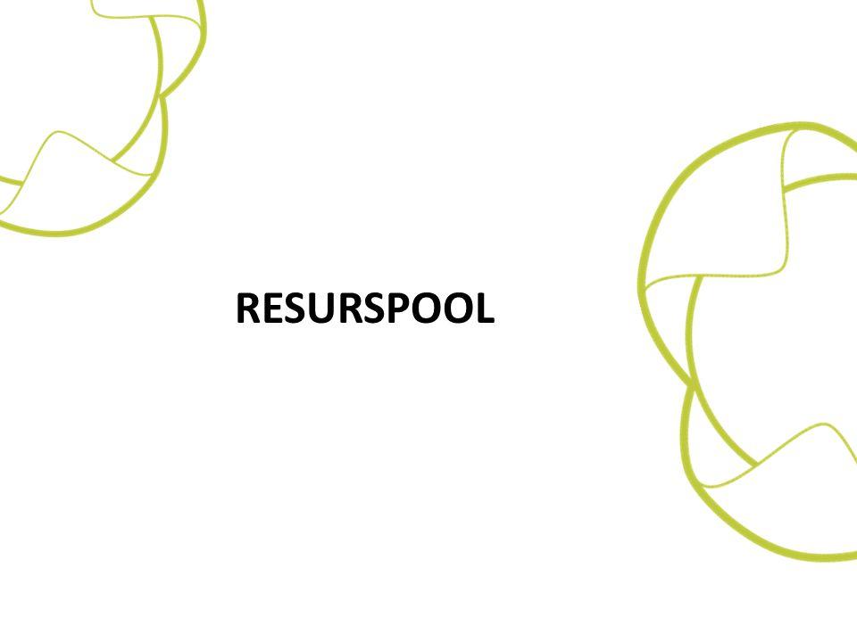 Resurspool