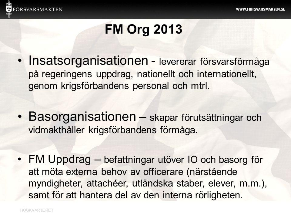 FM Org 2013