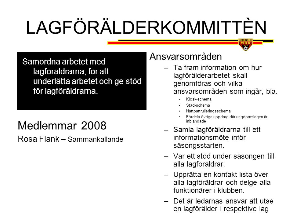 LAGFÖRÄLDERKOMMITTÈN