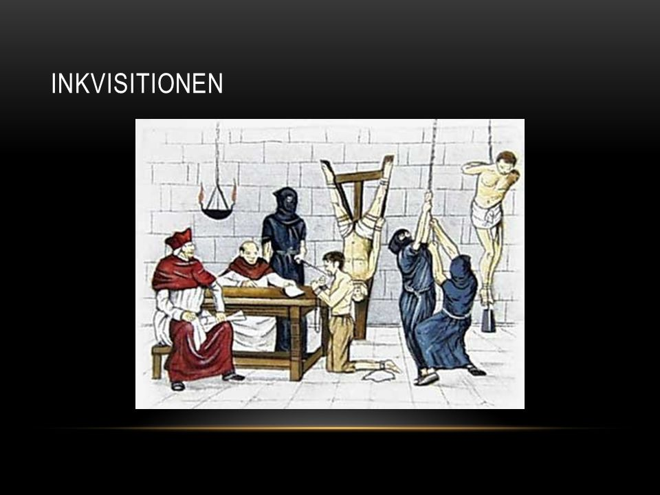 Inkvisitionen
