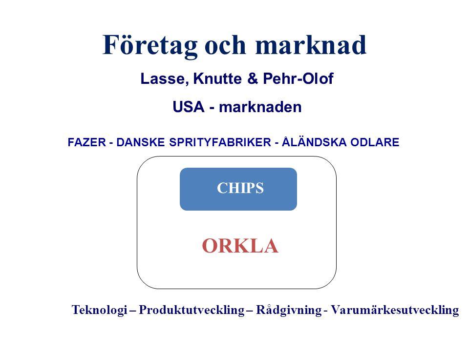 Lasse, Knutte & Pehr-Olof