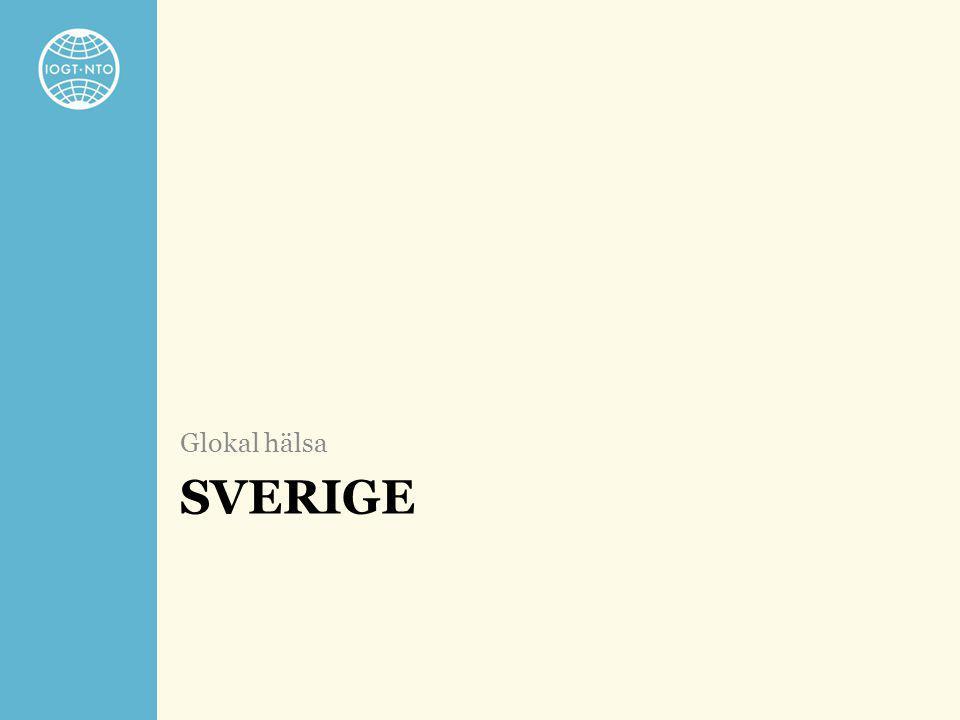 Glokal hälsa Sverige