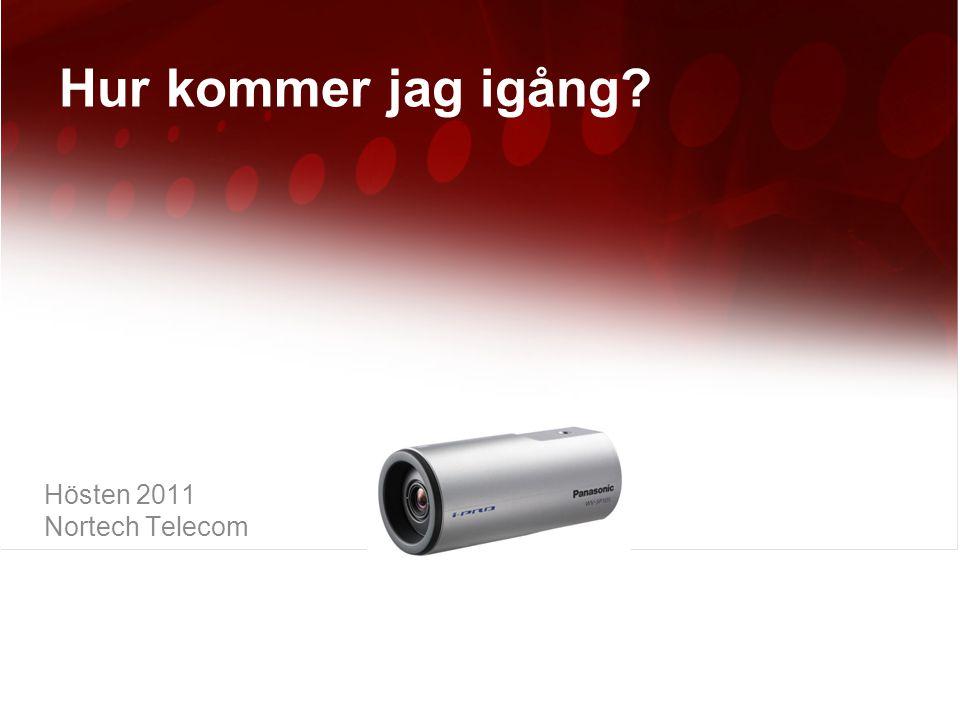 Hösten 2011 Nortech Telecom