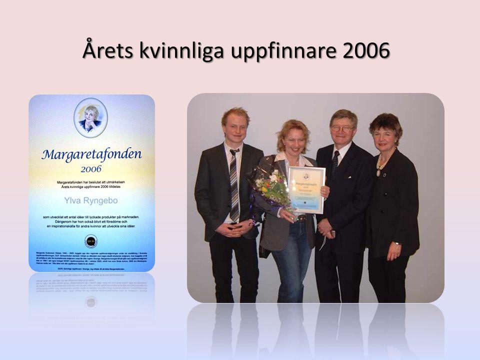 Årets kvinnliga uppfinnare 2006