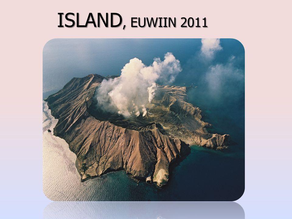 ISLAND, EUWIIN 2011