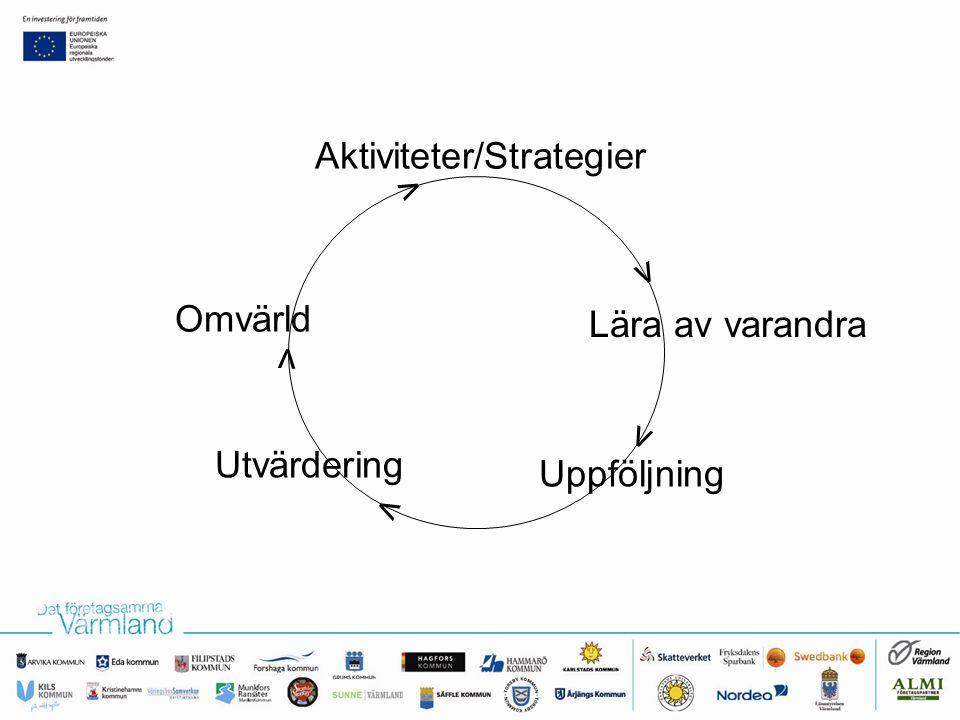 Aktiviteter/Strategier