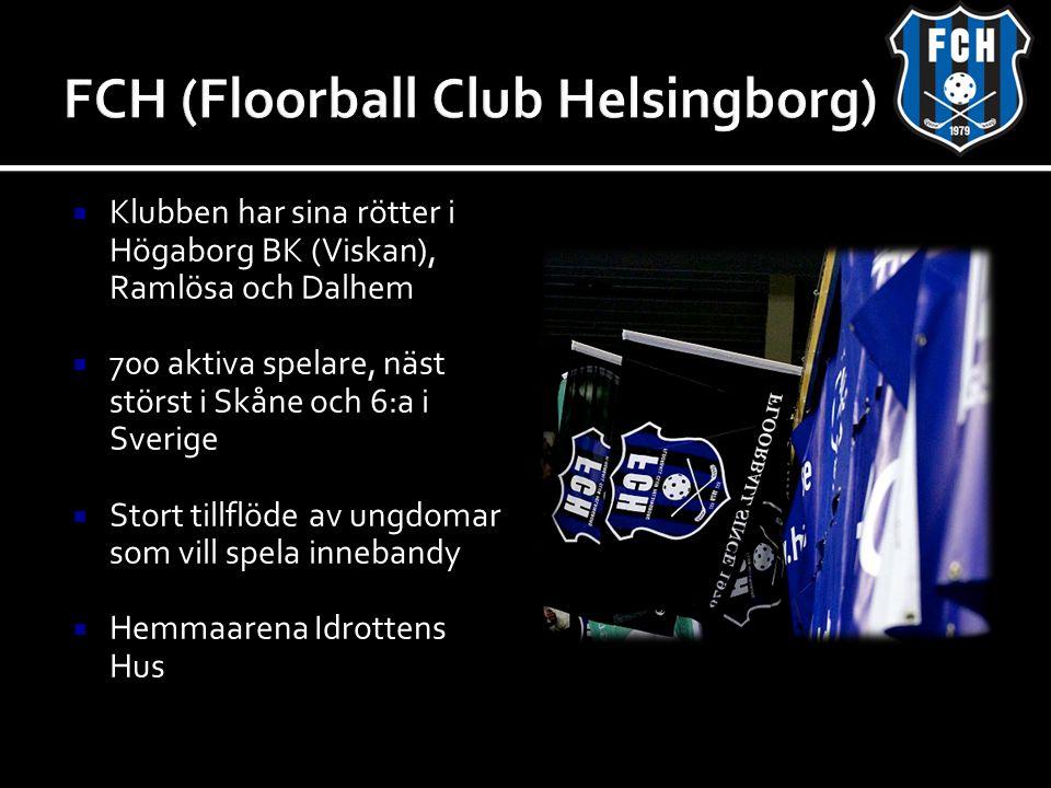 FCH (Floorball Club Helsingborg)