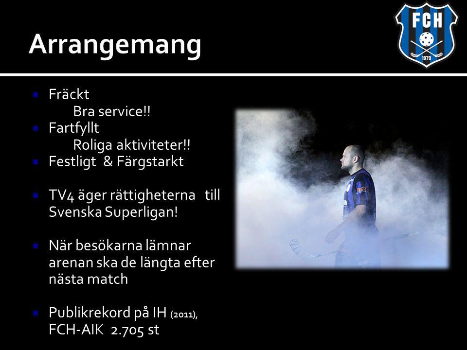 Arrangemang Fräckt Bra service!! Fartfyllt Roliga aktiviteter!!