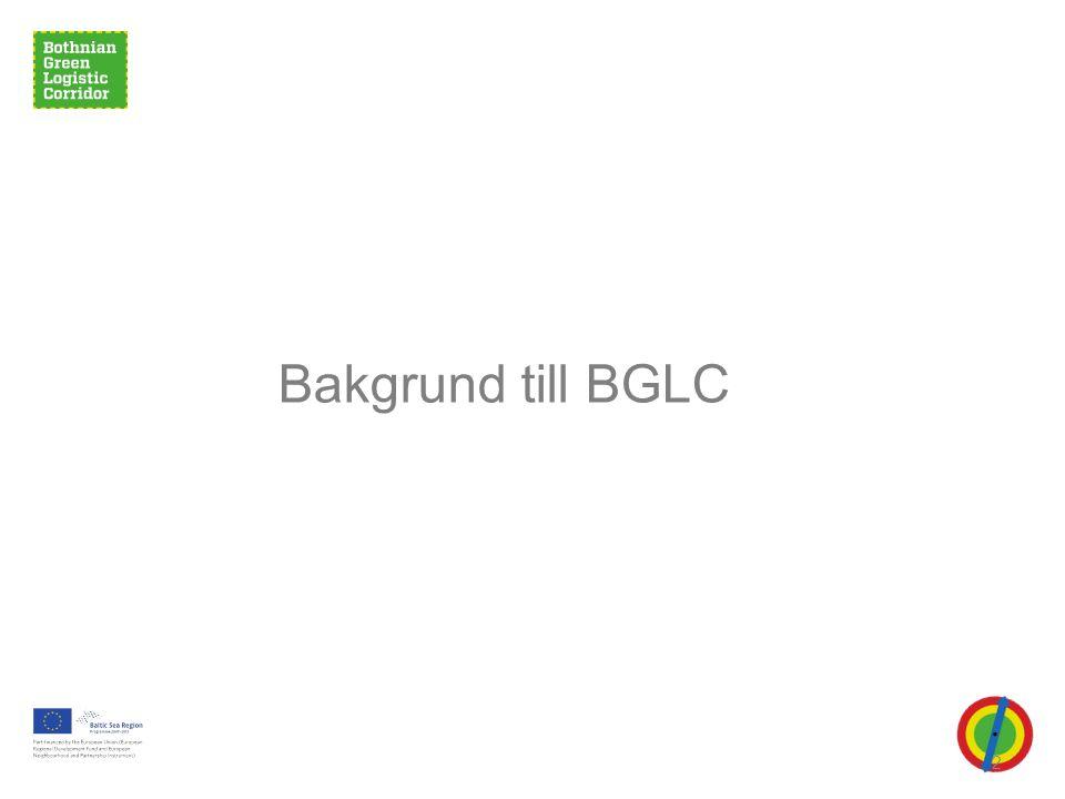 Bakgrund till BGLC