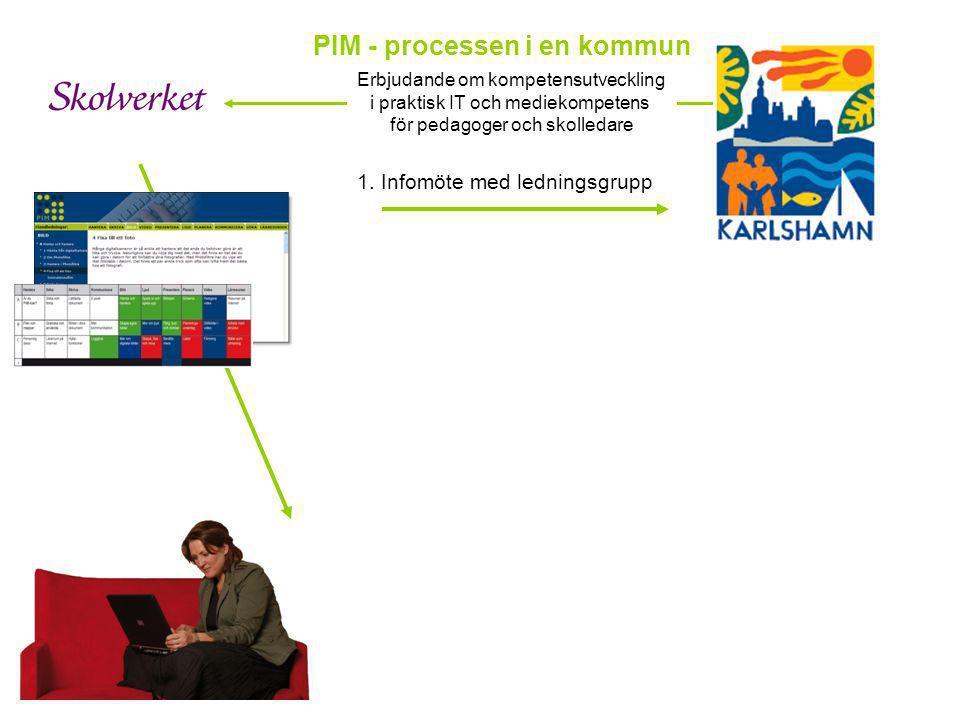 PIM - processen i en kommun