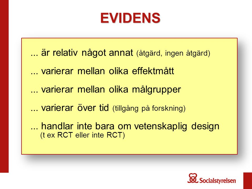 EVIDENS
