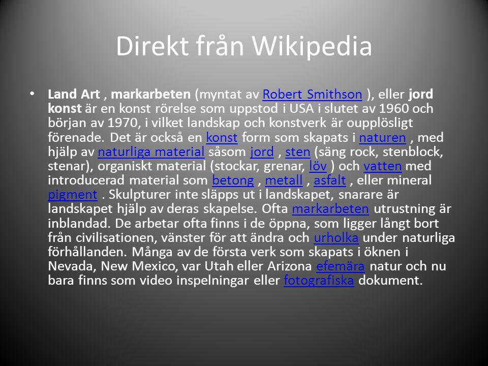 Direkt från Wikipedia