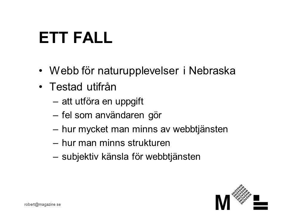 ETT FALL Webb för naturupplevelser i Nebraska Testad utifrån