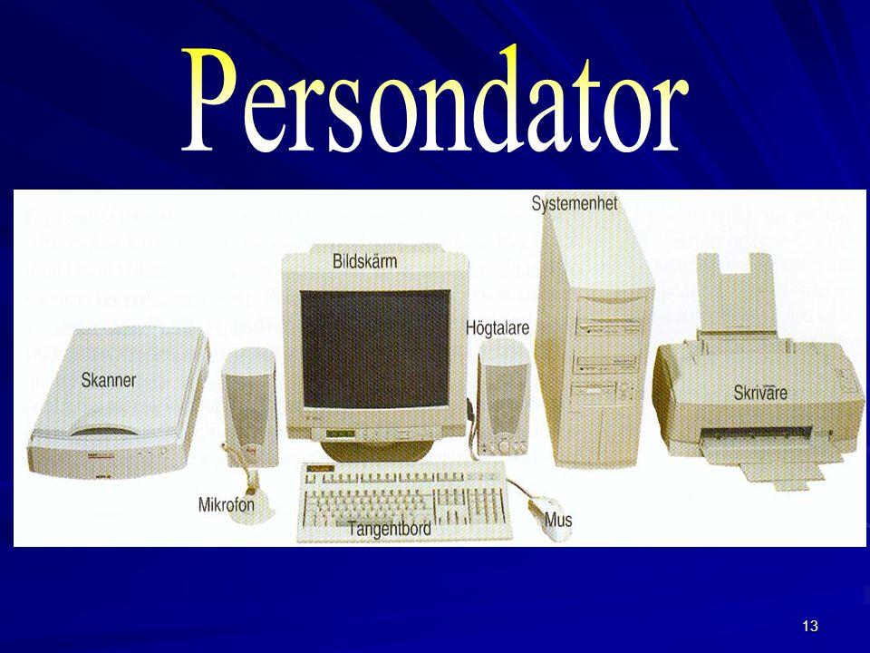 Persondator